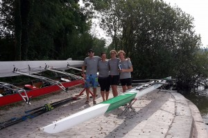 Plauschregatta & Regattaparty Uster 2016